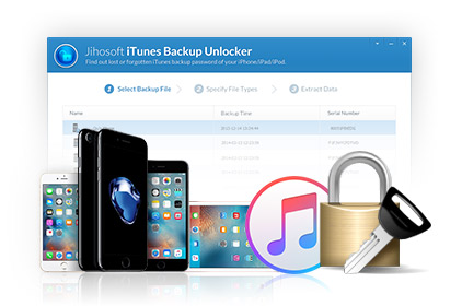 iTunes Backup Unlocker