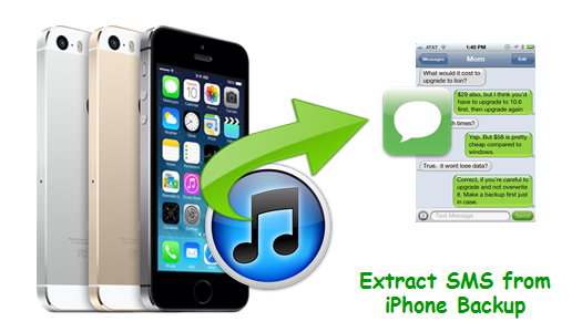 recovering text messages iphone how to extract amp recover sms messages from iphone backup 15950