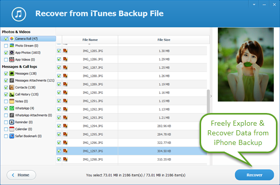 how to change file location on iphone 6 backup