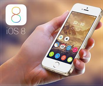 iOS 8 Update