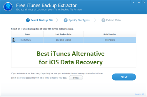 Best iTunes Alternatives for Managing, Recovering, Cleaning iOS Data