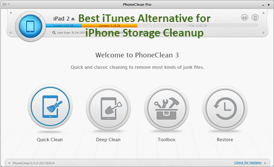 Best iTunes Alternatives for Managing/Recovering/Cleaning