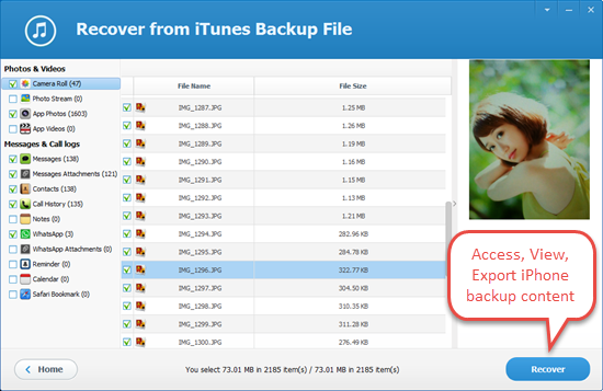 Change iTunes Backup Location