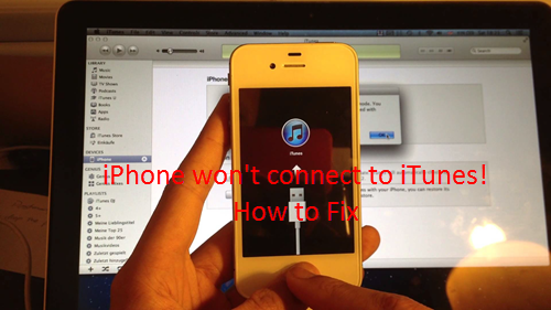 how to get iphone to show up in my computer
