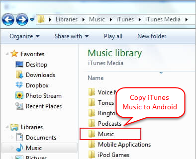 4 Methods to Transfer Music from iTunes to Android