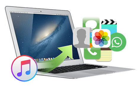 Free iPhone Backup Extractor Mac, Extract iPhone Backup on Mac OS