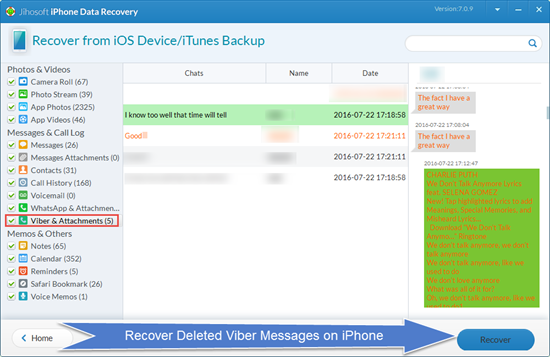 Recover Lost Iphone Photos Without Backup