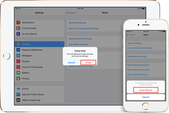 How to Completely Wipe Your iPhone or iPad