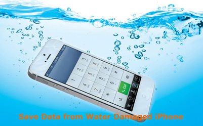 Dropped iPhone in Water? Fix & Recover Data from Water Damaged iPhone