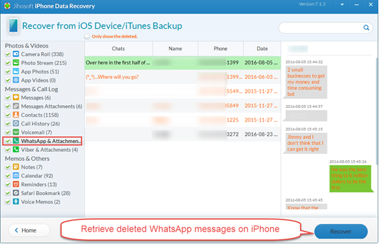 How to restore whatsapp chat history iphone from icloud