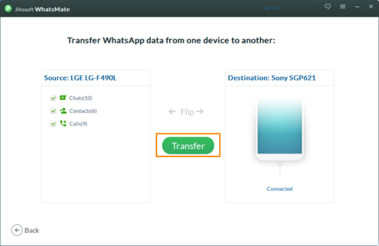 3 Methods to Transfer WhatsApp Messages from Android to iPhone