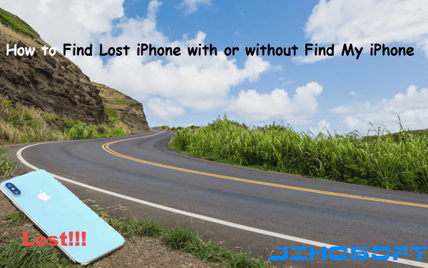 Track and Find iPhone