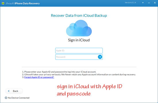 How to Extract Videos from iCloud Backup