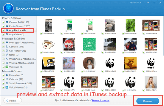 How to Recover Data from Lost/Stolen iPhone