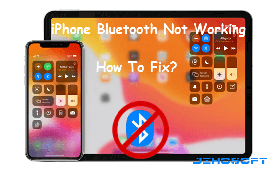 Fix iPhone Bluetooth Not Working