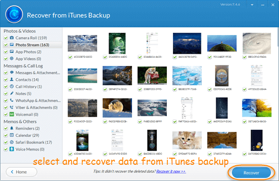 Retrieve Data from a Locked iPhone